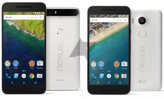 Nexus 5x si 6P